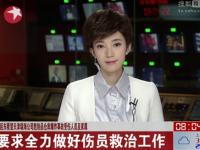 刘延东看望天津瑞海公司危险品仓库爆炸事故受伤人员及家属