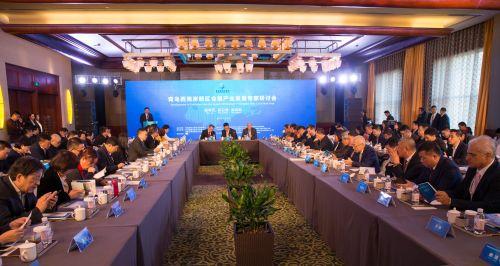 青岛西海岸新区会展产业发展专家研讨会举行