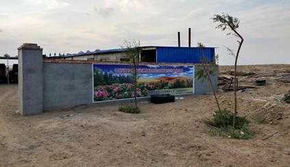 中國發展網宣傳示范基地——甘肅茂綠治沙科技有限公司側記