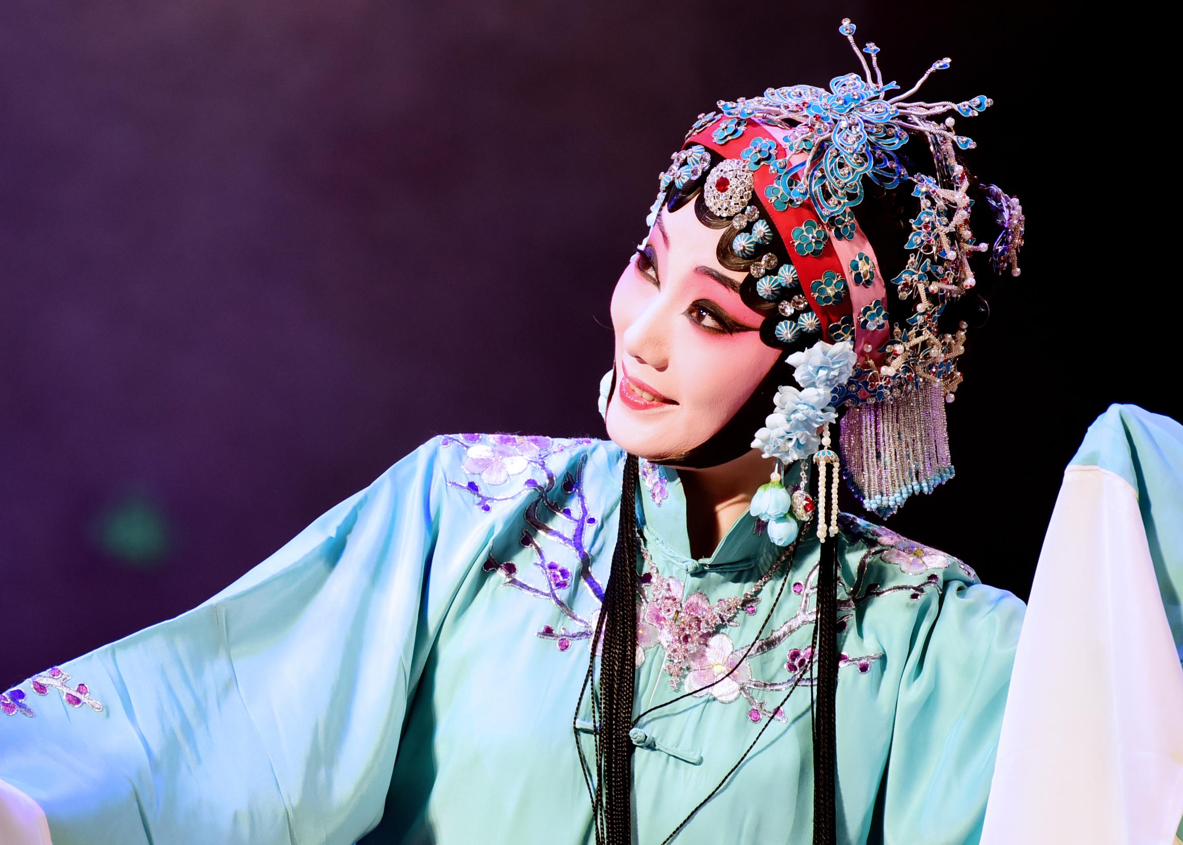 2018南上海新春音乐会 歌剧与昆曲的对话