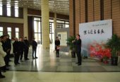 上海理工大学举行陈志宏书画展