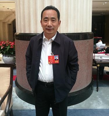 全国人大代表、渭南市市长李明远