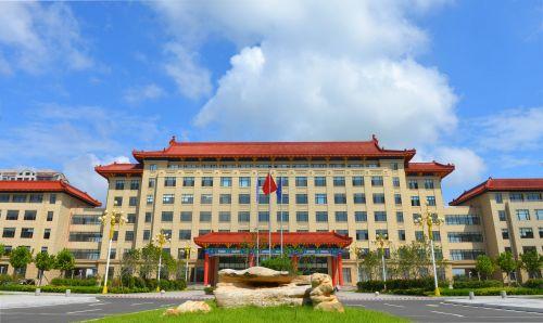 古镇口军民融合示范区——哈尔滨工程大学青岛船舶科技园