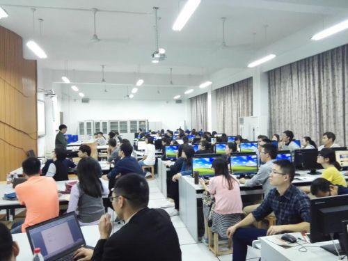 """浙江师范大学推出""""跨境电商综合实训平台"""""""