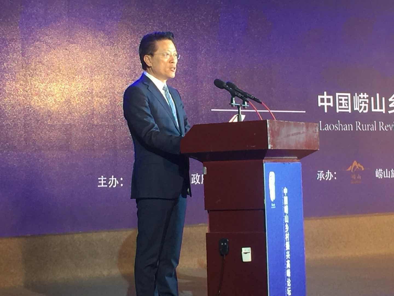江敦涛:乡村振兴是全方位全领域全系统的振兴。