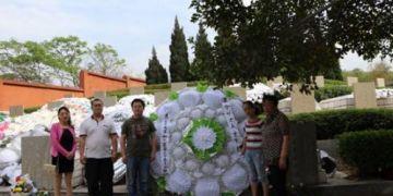 云南省彝良县发改局组织干部职工开展清明祭扫活动