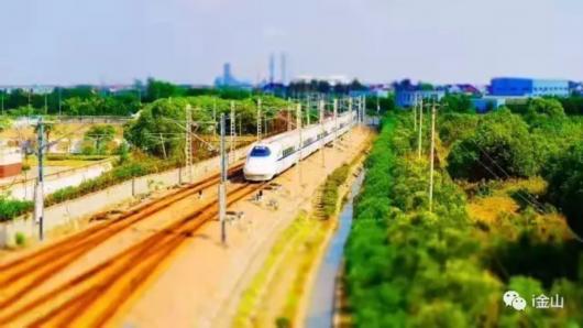 坐火车郊游上海,这种体验很多人不知道