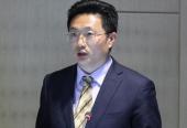 张焕波:预计第二季度发展还会保持在6.7%左右