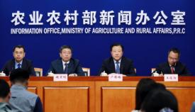 """今年农业农村经济实现""""开门红"""" 农民收入同增6.8%"""