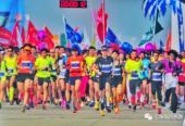 2018上海海湾半程马拉松赛对相关道路进行交通管制
