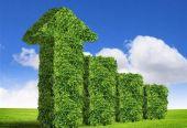 中国经济绿色发展不平衡 呈从东南沿海向西向北逐渐递减态势
