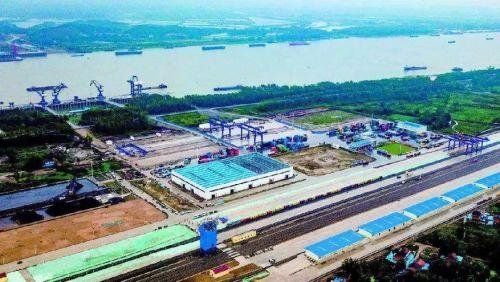 赣江新区建设物流大通道,将申报多式联运示范工程