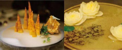 饍艺食物、食器艺术