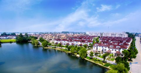 江苏扬州建华村发展系列报道之一