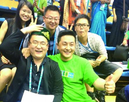 能量中国管委会秘书长出席首届金砖国家青年峰会