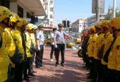 哈尔滨交警部门多举措强化外卖、快递企业人员交通安全管理