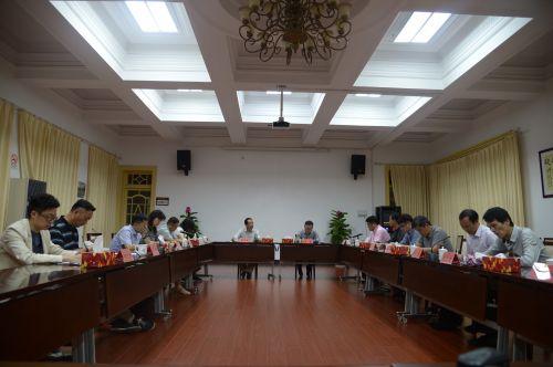 上海奉贤区政协委员走访企业 推动科技小巨人企业培育
