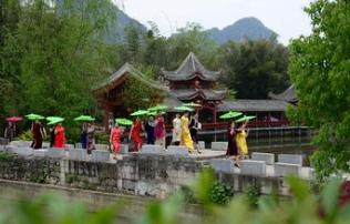 广西2018年上半年旅游消费大数据报告