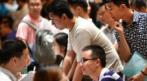 中国上半年就业数据让人眼前一亮