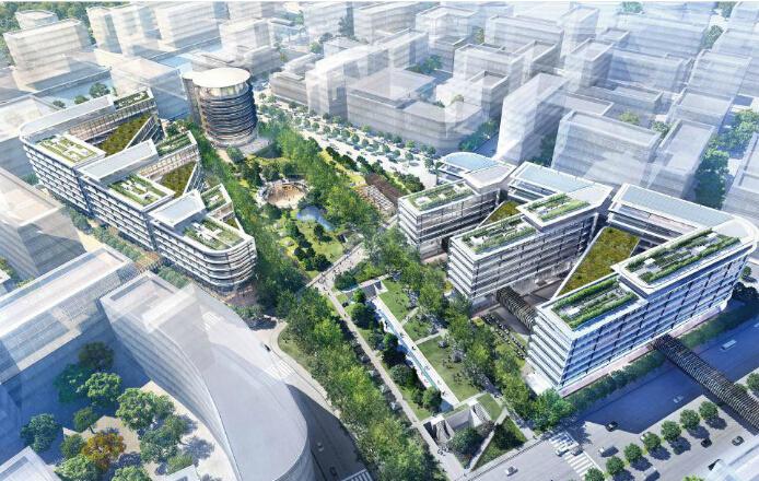 """上海虹桥打造电商转型发展""""新高地"""" 长三角电商中心呼之欲出"""