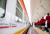 蒙内铁路 通向美好未来(一带一路5年间)