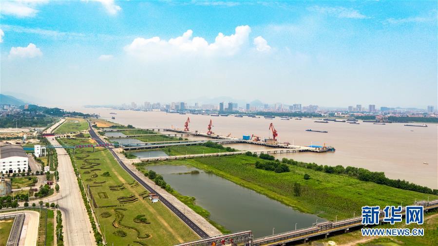 打造经济高质量发展的强劲引擎——深入推动长江经济带发展述评