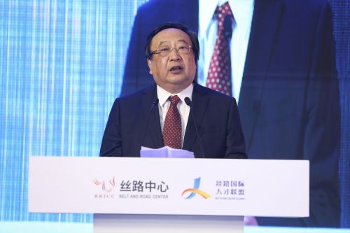 第十二届全国政协委员会常务委员、国家发展和改革委员会原副主任朱之鑫