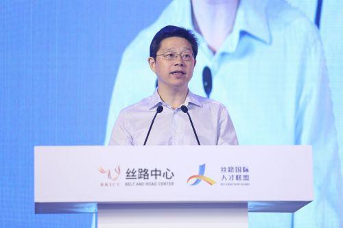 国家发展和改革委员会国际合作中心主任 黄勇