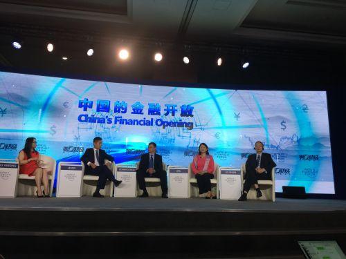 市场情绪低迷下,外国投资者仍愿参与中国市场发展