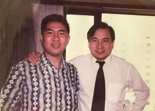 与北京华达集团董事长李晓华