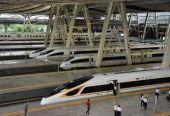 中秋节全国铁路预计发送旅客超千万