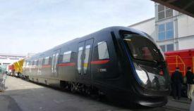 中国新一代碳纤维地铁车辆全球发布
