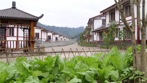 5、四川省乐山市马边县镇江庙乡两河口村集中安置点