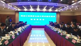 """打造美丽中国""""江西样板"""" 江西生态文明试验区建设获多部委支持"""