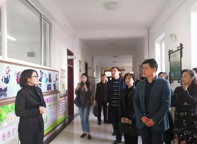 中国军民融合发展研究院相关专家赴长春市绿园区调研军民融合工作