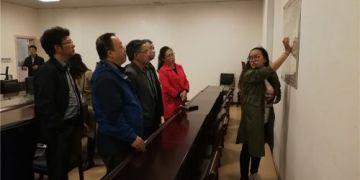 贵州省发改委到黔南调研现代服务业集聚区建设