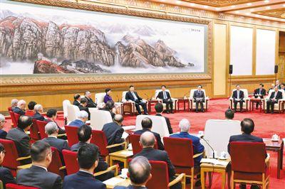 在国家改革开放中实现香港澳门更好发展 共同谱写中华民族伟大复兴时代篇章