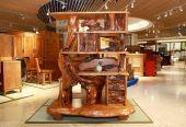 日本大川传统家具特选会在上海高岛屋百货闪亮登场