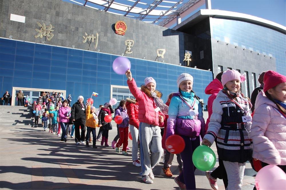 满洲里:袖珍边城变身中国最大陆路口岸