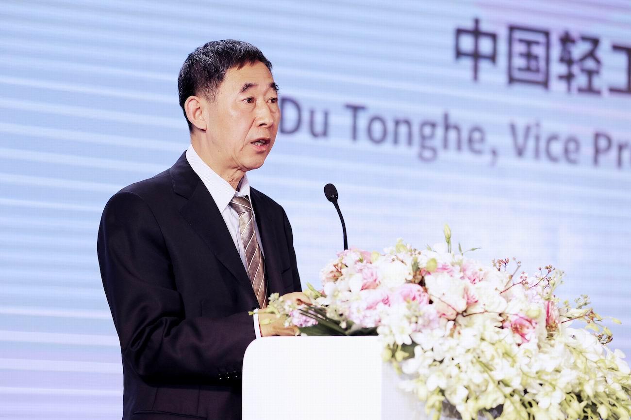 1月24日,中国轻工业联合会副会长兼秘书长杜同和说,东方美谷无论市场占有规模还是产品质量以及品牌影响
