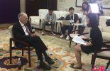国际VIP点赞改革开放——诺奖获得者谈改革开放40年中国的变化