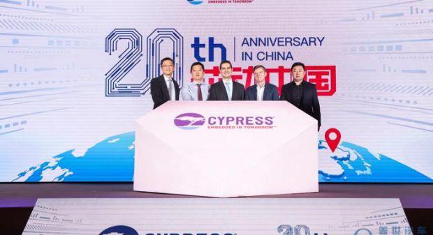 赛普拉斯半导体发布全新战略:继续加大对中国市场的投入