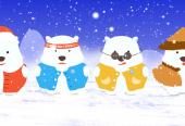 """""""熊小样""""的梦幻乐园 冰雪大世界带你重拾童心"""
