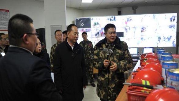 吉林省集中开展消防安全夜查行动