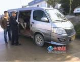 漳州:带学员去驾考他却超载 科目一是怎么学的