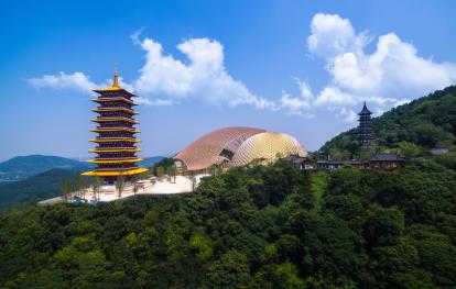 南京牛首山文化旅游区