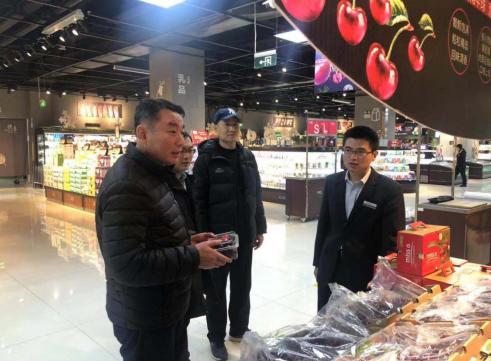 潍坊高新区市场监管局开展大型商场超市明码标价检查