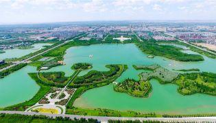 宁夏中卫:变黄沙戈壁为创新发展热土