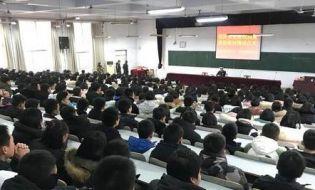 河南:消防教材进校园
