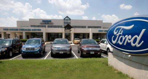 福特欧洲公司计划削减数千工作岗位